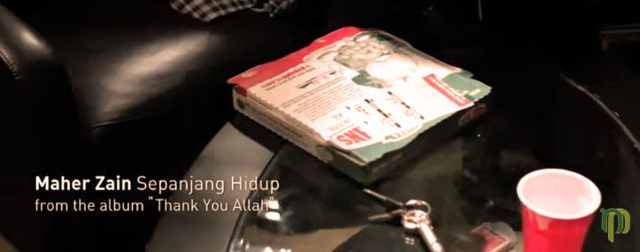 Lirik Nasyid Sepanjang Hidup Maher Zain