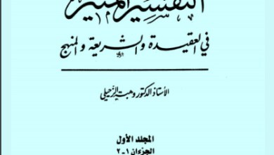 Mengenal Tafsir AlMunir Karya Wahbah Zuhaili