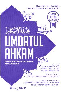Mengenal Kitab Umdatul Ahkam Karya Al-Maqdisi