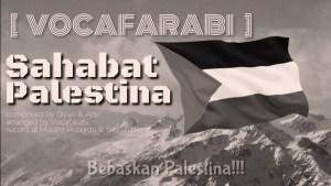 Lirik Nasyid Sahabat Palestina VOCAFARABI