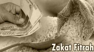 Hukum Membayar Zakat Fitrah Dengan Uang