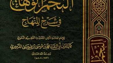 Mengenal Kitab Najmul Wahhaj fi Syarhil Minhaj