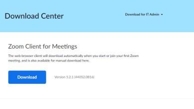 Cara Menggunakan Aplikasi Zoom Cloud Meetings