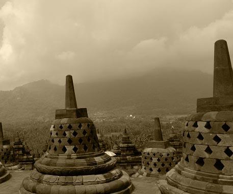 Pengaruh Kebudayaan India di Indonesia