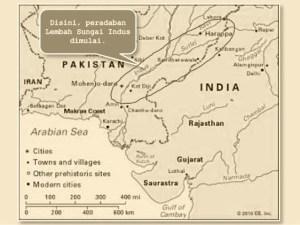 Peradaban Lembah Sungai Indus dan Gangga