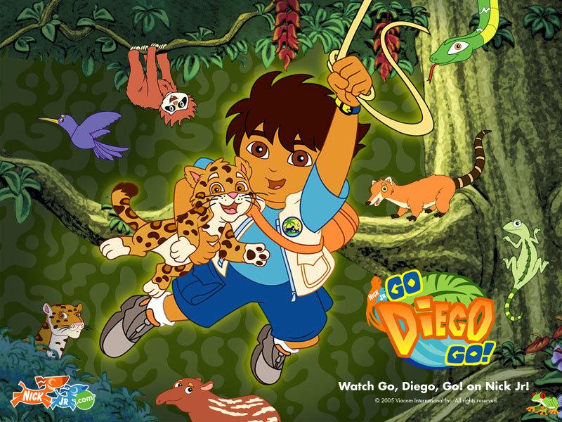 Go Diego Go (1/6)