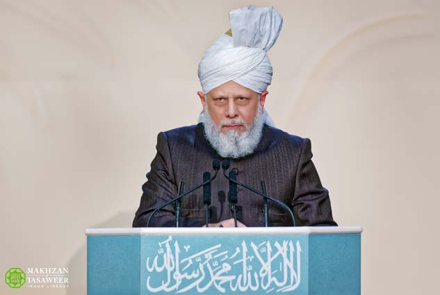 khalifah ahmadiyah