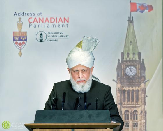 Pidato Khalifah Ahmadiyah