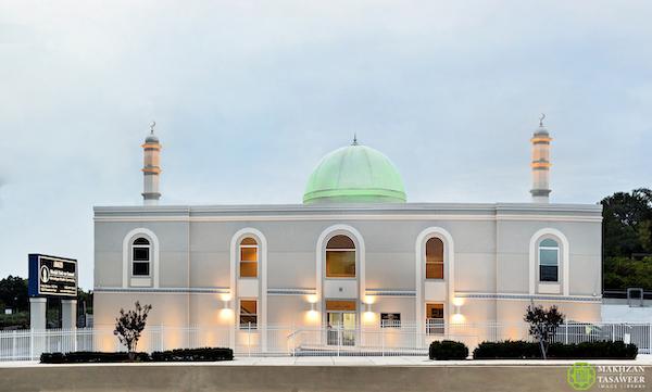 masjid pusat perdamaian dan cinta, baitus samad