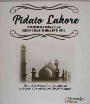Pidato Lahore perbandingan Islam dengan agama lain di india