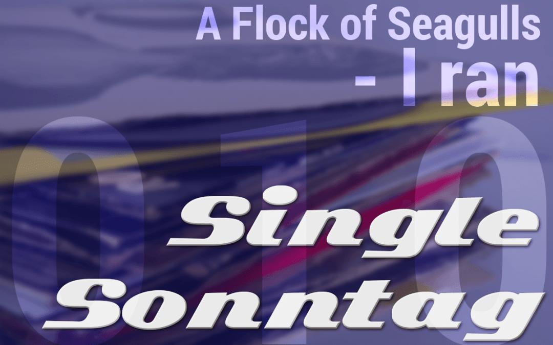[SingleSonntag 010] A Flock of Seagulls – IRan