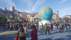 Tokyo DisneySea Globe