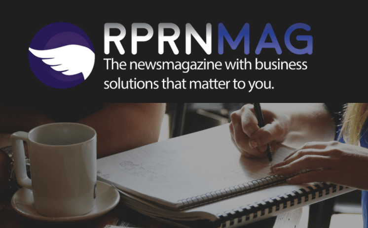 front banner of RPRN mag