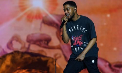 Kid Cudi Announces Deluxe Edition of Man on The Moon 3: 'The Cudder Cut'
