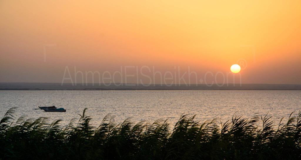 Magical sun rise - Wadi Alrayan