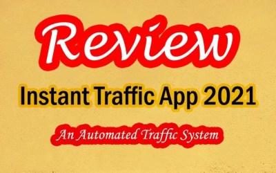 Instant Traffic App 2021