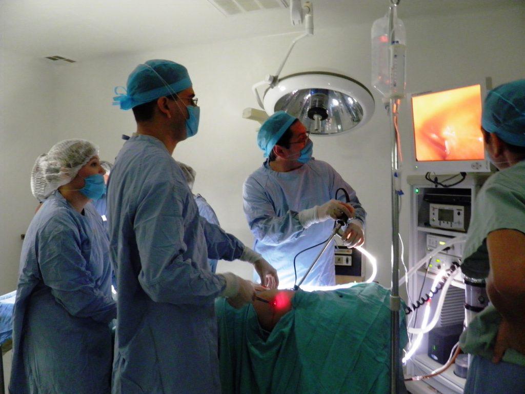 جراحة منظار الصدر