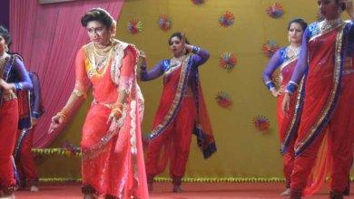 Photo of संस्कृती बालगुडे हिच्या धमाल लावणी नृत्यावर संगमनेरकर झाले फिदा