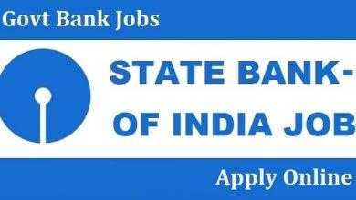 Photo of Jobs Alerts : भारतीय स्टेट बँकेमध्ये लिपीक पदाच्या ८३०८ जागा
