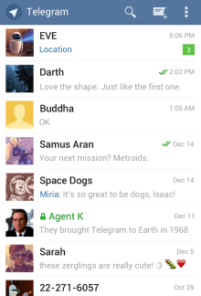 telegram-inbox