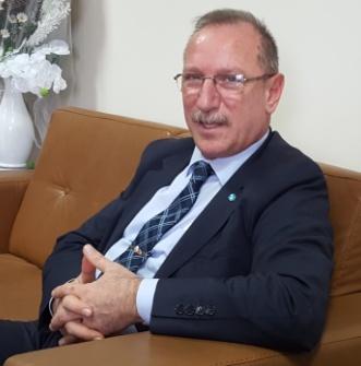 DSP GENEL BAŞKAN YARDIMCISI MURAT ÖZBİLGE