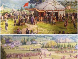2 PANORAMA FETİH 1325 MÜZESİ BTEKFUR BURSAYI TESLİM EDİYOR