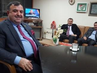 SP İL BAŞKAN YARDIMCISI SALİH KOCATEPE ERSİN GÖKTEPE SEÇMEN ERGENE