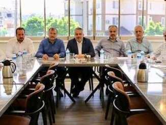 AK PARTİ BURSA MİLLETVEKİLLERİ TOPLANTI
