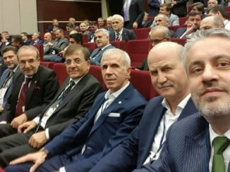 AK PARTİ ESKİ İL BAŞKANLARI TOPLANTISI ANKARA