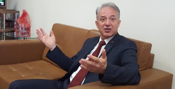 CHP BURSA MİLLETVEKİLİ PROF DR YÜKSEL ÖZKAN