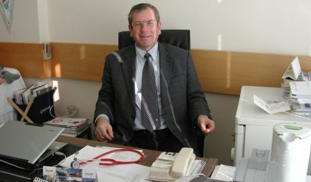 PROF DR NİHAT SAPAN