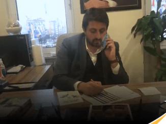 AK PARTİ İL BAŞKAN YARDIMCISI MUSTAFA SAYILGAN YAŞ ÜSTÜ ÜYELERE TELEFON