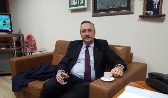 GELECEK PARTİSİ BURSA İL BAŞKANI ALPASLAN YILDIZ