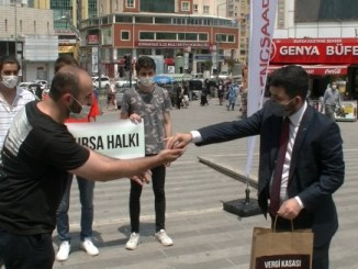 SAADET PARTİSİ İL GENÇLİK KOLLAI TİYATRAL GÖSTERİSİ