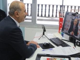 MUDANYA BELEDiYE BASKANI HAYRi TURKYILMAZ VE CHP GENEL BASKANI KEMAL KILICDAROGLU