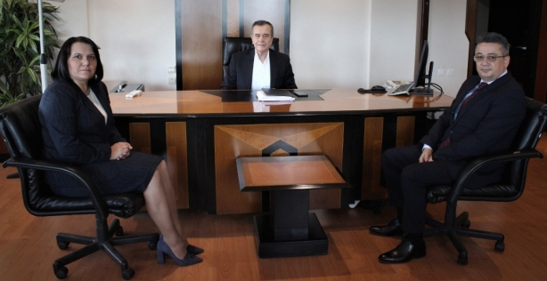 TURHAN GENCOGLU BULGARiSTAN CEBEL VE MESTANLI BELEDiYE BASKANLARI
