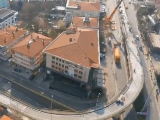 ISTANBUL BAHCELIEVLER VIYADUGU