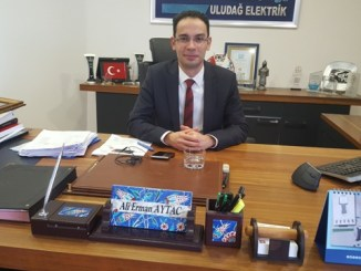 LIMAK ENERJI ULUDAG ELEKTRIK GENEL MUDURU ALI ERMAN AYTAC