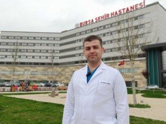 BURSA SEHiR HASTANESi BASHEKiMi DOC DR DURSUN TOPAL