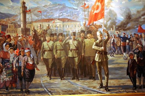 Izmir'e_Giris.39.9.1922