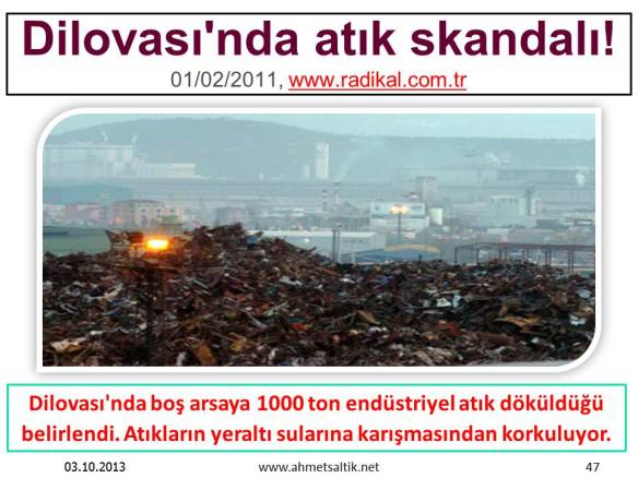 Dilovasi'nda_atik_skandali