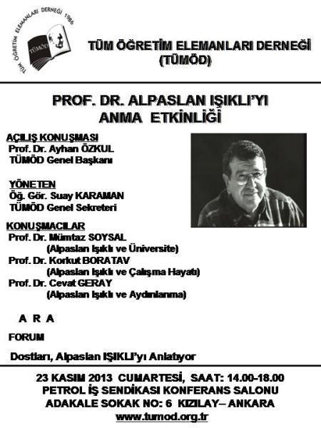 IŞIKLI - ANMA.