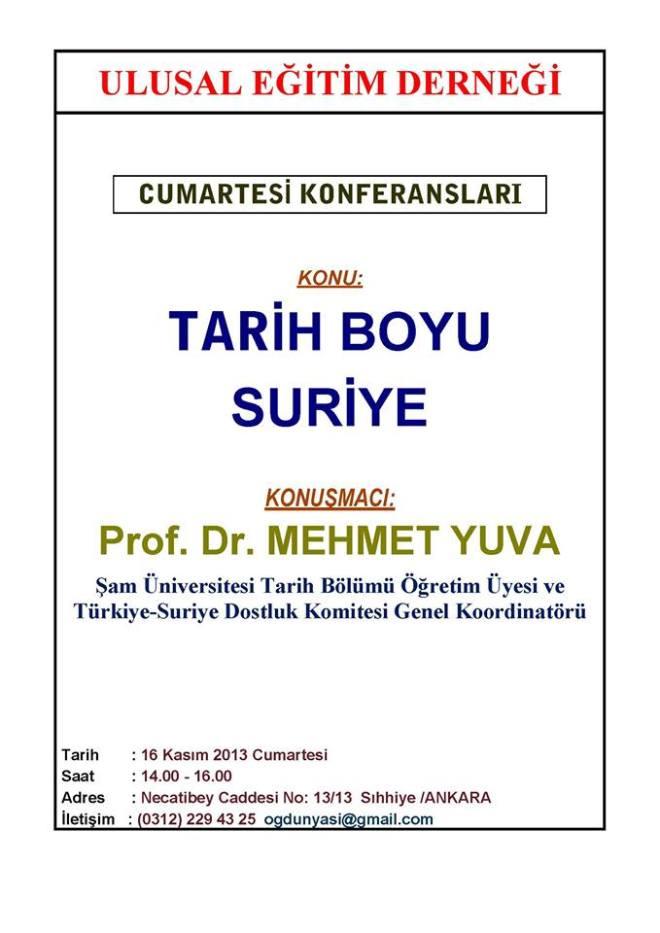 Prof. Dr. M. Yuva