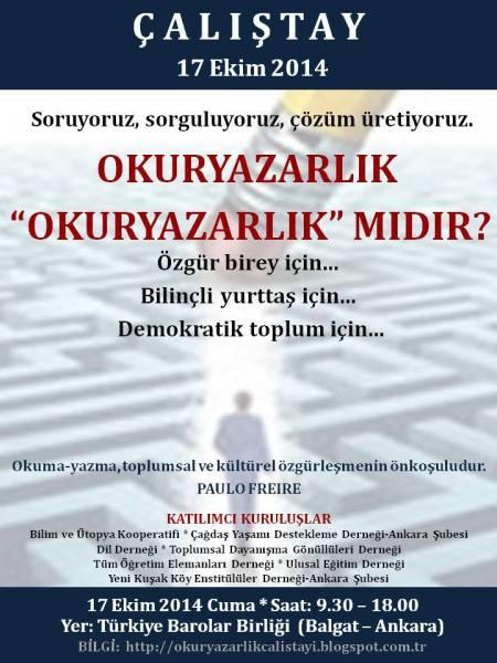 OKURYAZARLIK_CALISTAYI_17.10.14