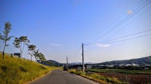 Somewhere in rural Gyeongbuk