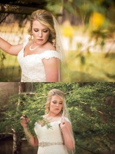 kisatchie butterfly garden bentley louisiana la bridals wedding photographer ahnvee photography