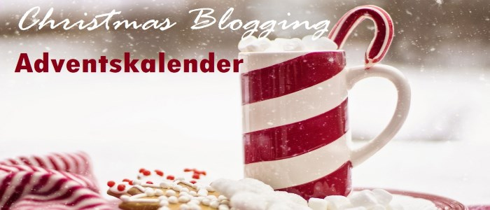 Vorankündigung Christmas Blogging Adventskalender