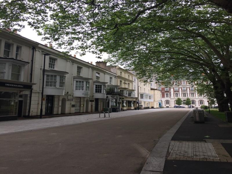 Queen's Terrace