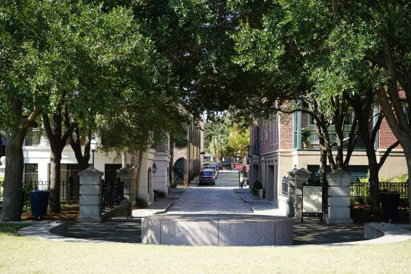 Innenstadt von Charleston