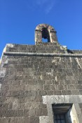 Brimstone Hill - Festungsmauer